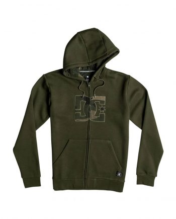 DC SHOES SWEAT HOOK UP CSN0 - LM BOARD STORE
