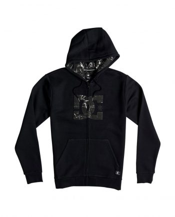 DC SHOES SWEAT HOOK UP KVJ0 - LM BOARD STORE