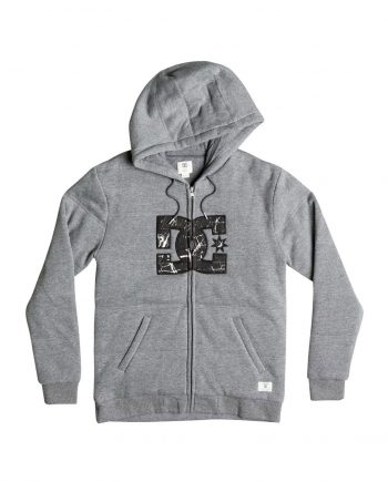 DC SHOES SWEAT REBEL STAR - LM BOARD STORE