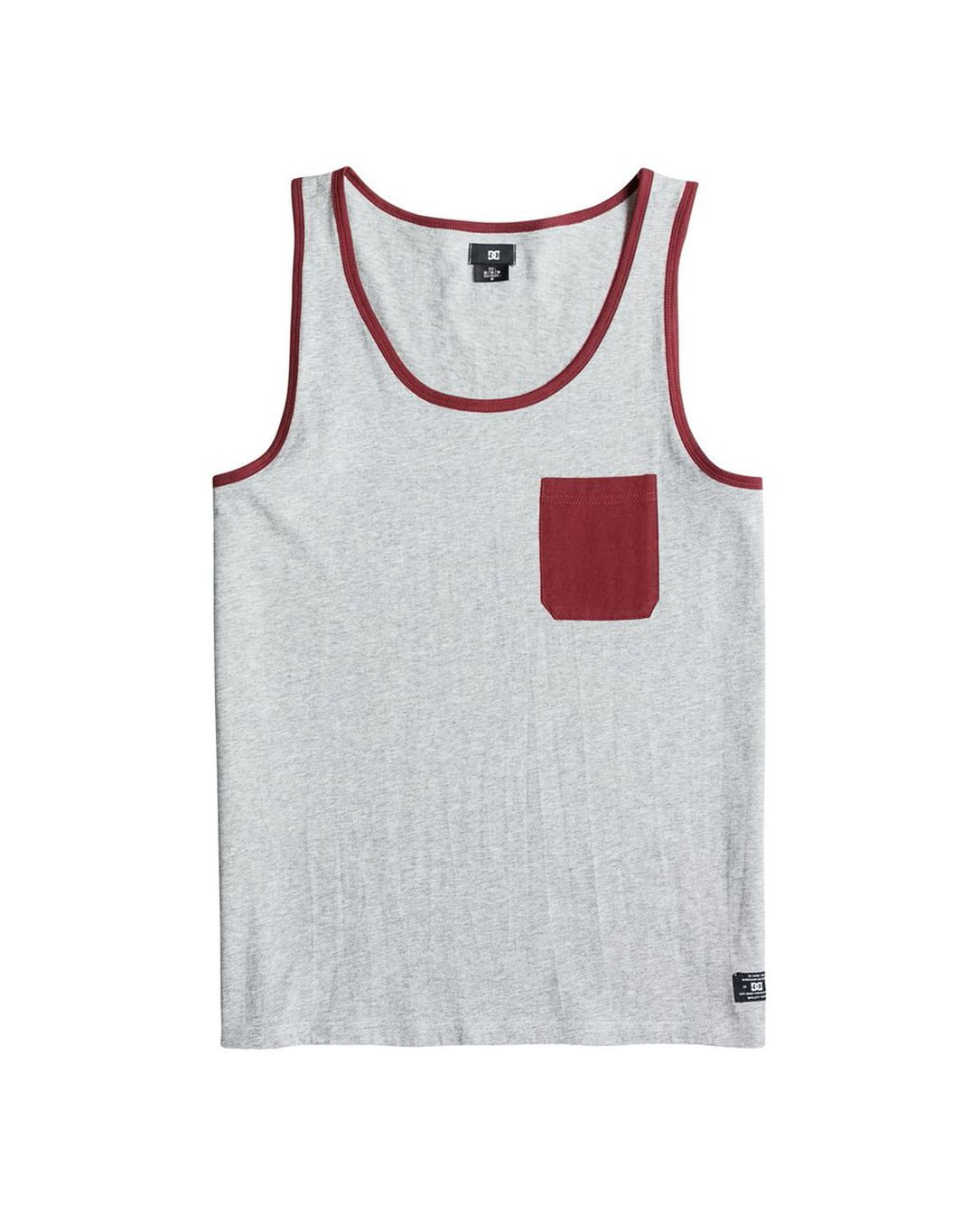 DC SHOES TANK CONTRA - LM BOARD STORE