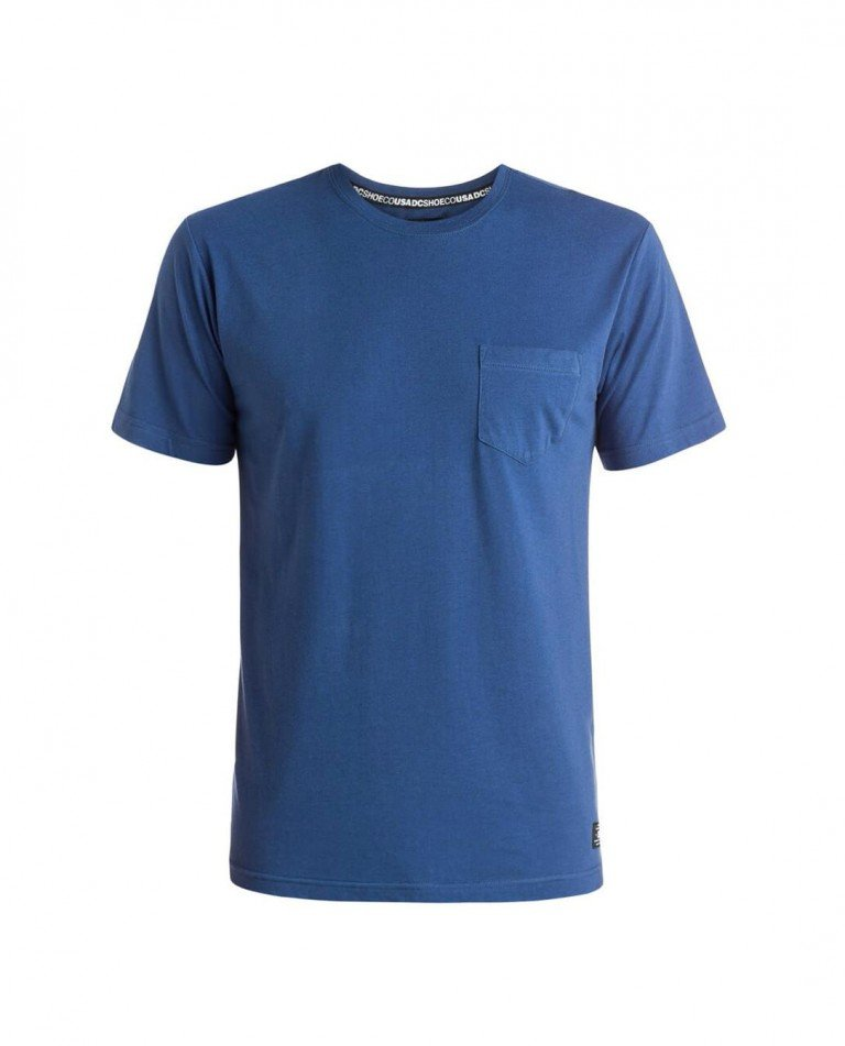 DC SHOES TSHIRT POCKET BPY0 – LM BOARD STORE