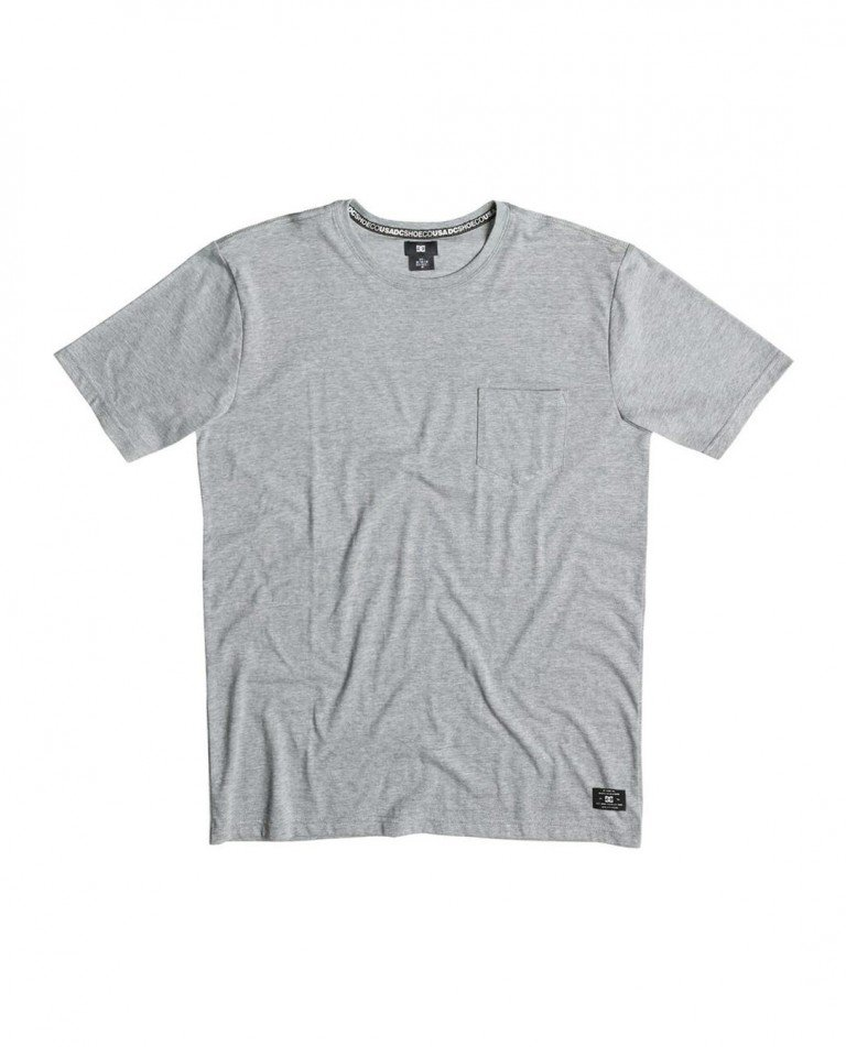 DC SHOES TSHIRT POCKET KNFH – LM BOARD STORE