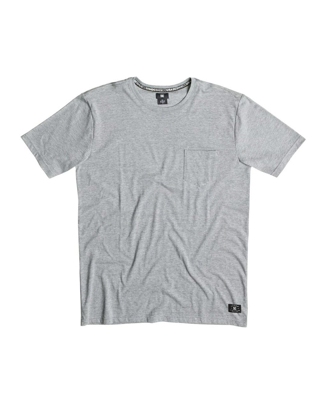 DC SHOES TSHIRT POCKET KNFH - LM BOARD STORE