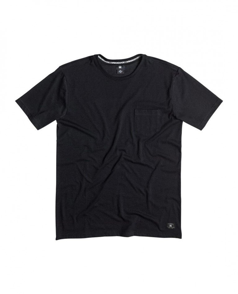 DC SHOES TSHIRT POCKET KVJ0 – LM BOARD STORE