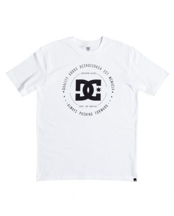 DC SHOES TSHIRT REBUILT