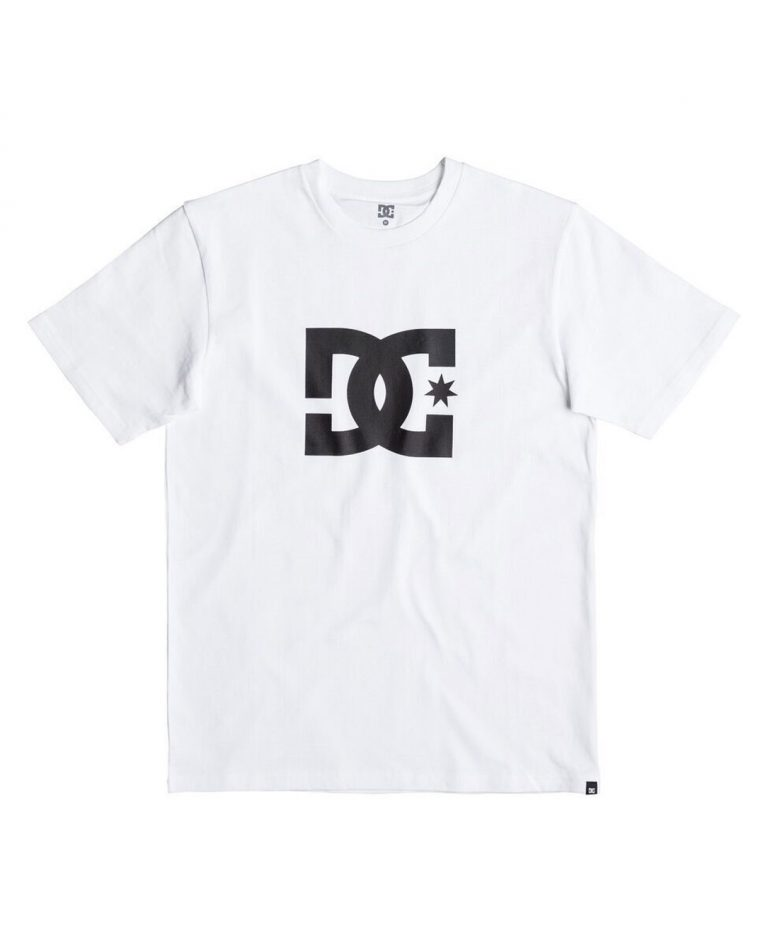 DC SHOES TSHIRT STAR WBB0