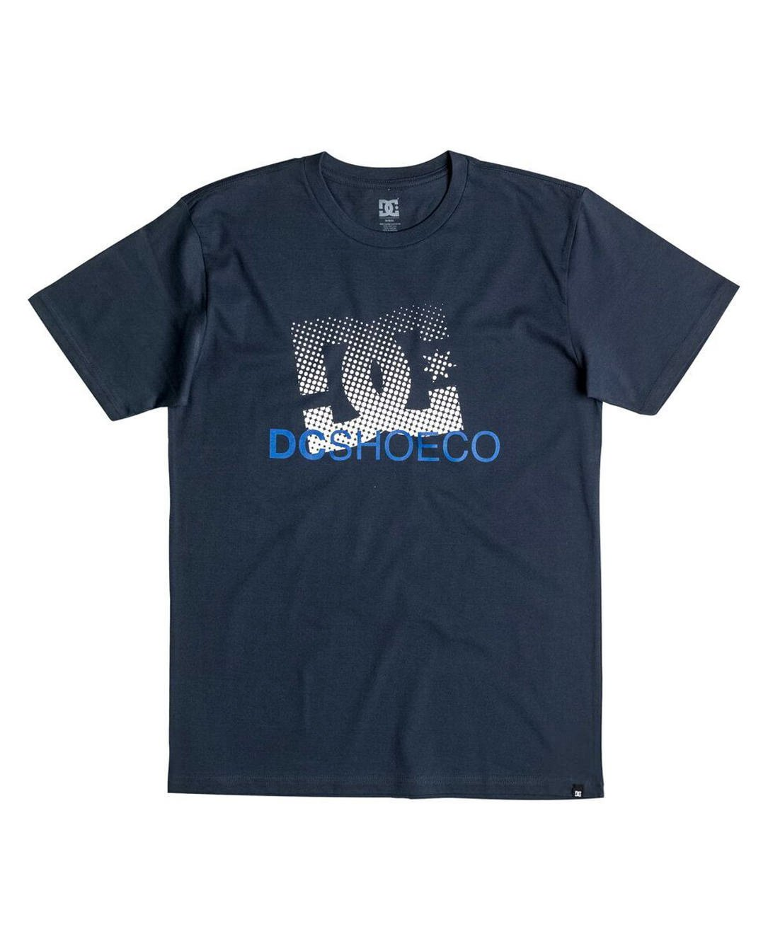 DC SHOES TSHIRT WAY BACK STAR