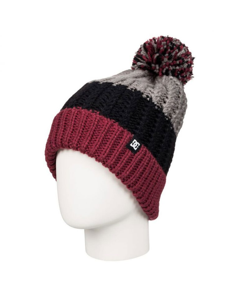 DC SHOES BEANIE WOMAN ELM BEV0 – LM BOARD STORE