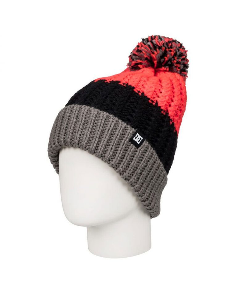 DC SHOES BEANIE WOMAN ELM MKZ0 – LM BOARD STORE