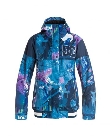 DC SHOES JACKET WOMAN DCLA BSN6 - LM BOARD STORE