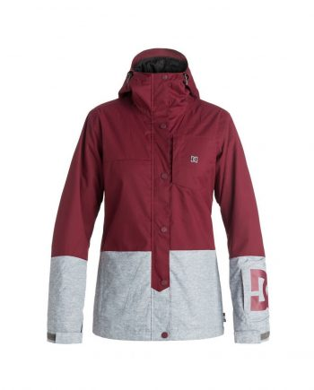 DC SHOES JACKET WOMAN DEFY RRT0 - LM BOARD STORE