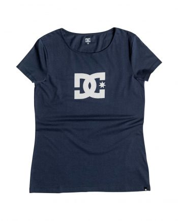 DC SHOES TSHIRT WOMEN STAR BTL0 - LM BOARD STORE