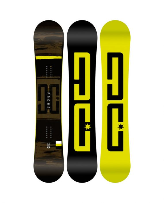 DC SHOES FOCUS SNOWBOARDING