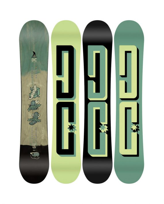 DC SHOES PBJ SNOWBOARDING