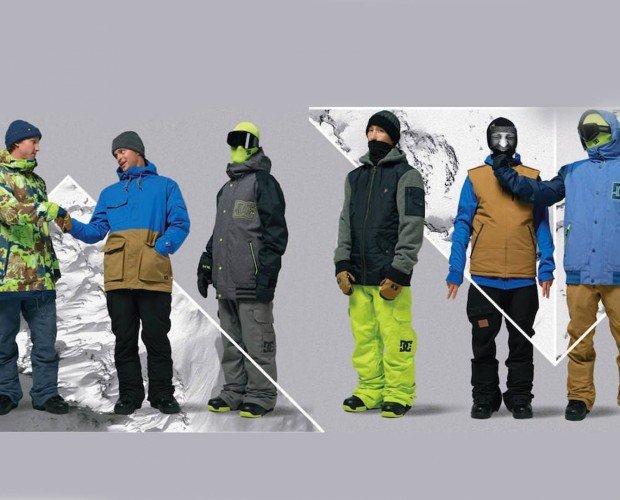 DC SNOWBOARDING OUTWEAR 2017 - LM BOARD STORE