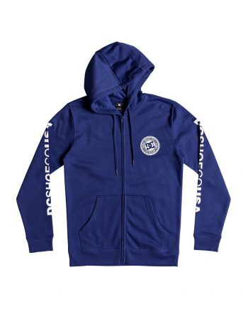 DC SHOES SWEAT CIRCLE STAR