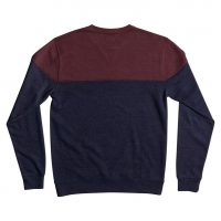 DC SHOES SWEAT REBEL BLOCK CREW - LM BOARD STORE