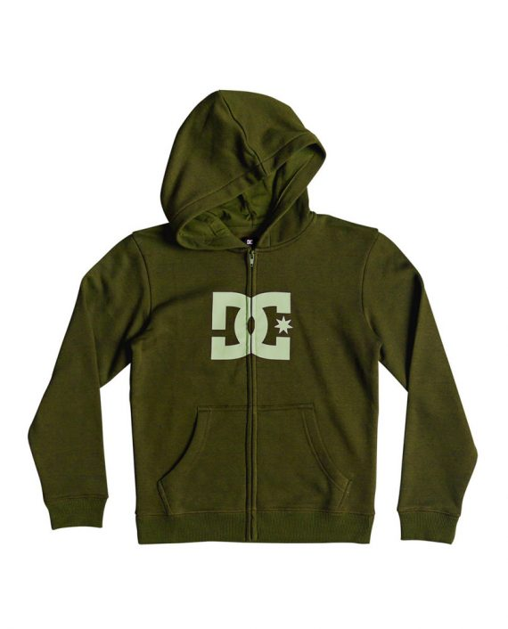DC SHOES SWEAT STAR ZH GPZ0