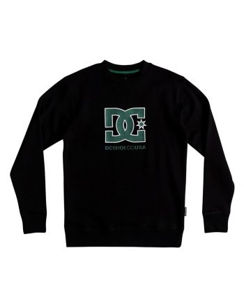 DC SHOES SWEAT GLENRIDGE CREW