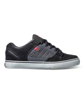 DVS SHOES MILITIA CT BLACK - LM BOARD STORE