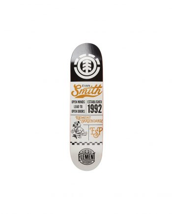 ELEMENT EVAN BALLPARK SKATEBOARD - LM BOARD STORE