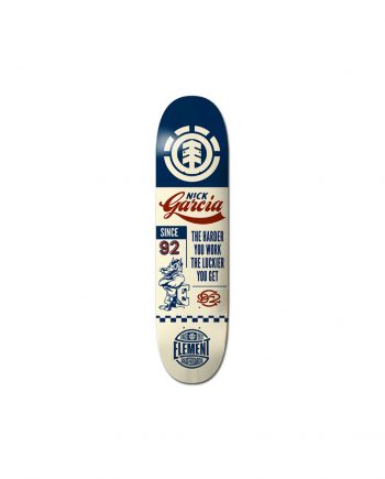 ELEMENT GARCIA BALLPARK SKATEBOARD - LM BOARD STORE