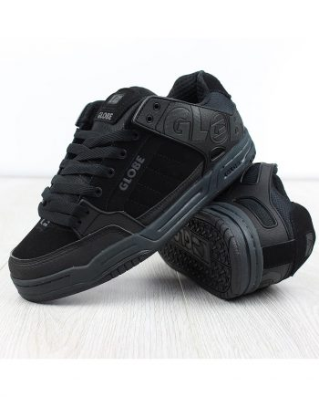 GLOBE SHOES TILT BLACK - LM BOARD STORE