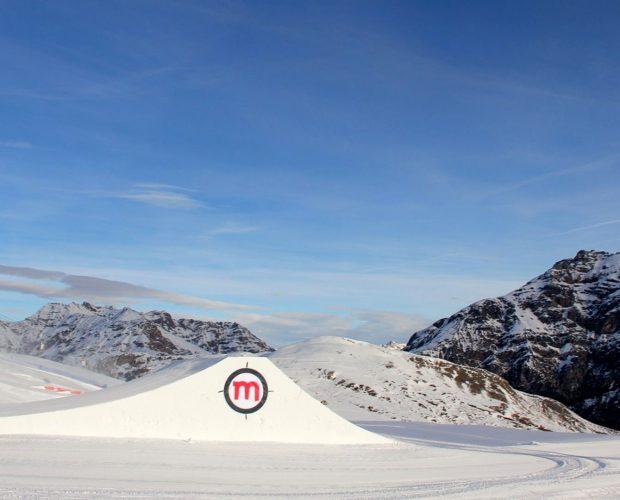 DC SNOWBOARDING LIVIGNO MOTTOLINO