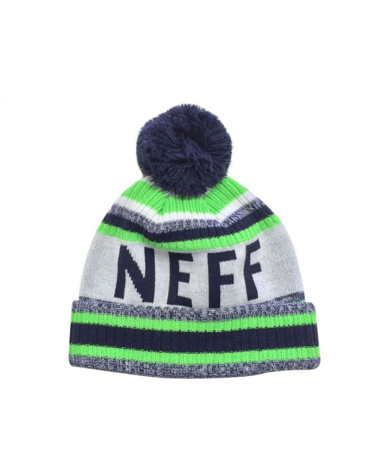 NEFF BEANIE CHAMPION LIME – LM BOARD STORE