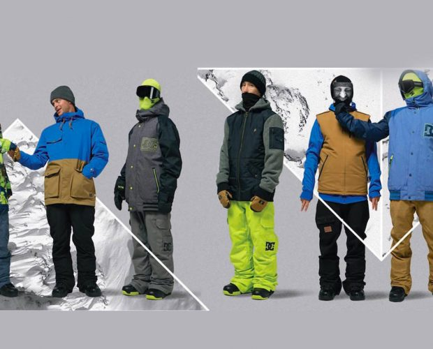 DC SHOES GIACCA SNOWBOARD OUTWEAR 2017