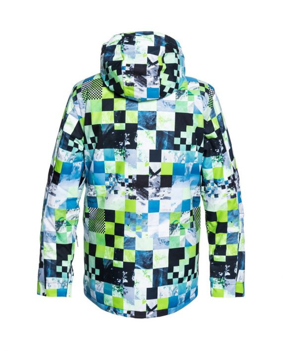QUIKSILVER MISSION PRINTED SNOWBOARDING - LM BOARD STORE