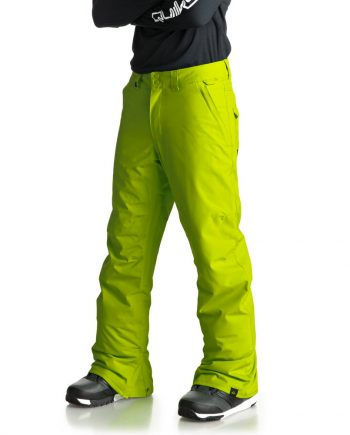 QUIKSILVER PANT ESTATE SNOWBOARDING - LM BOARD STORE
