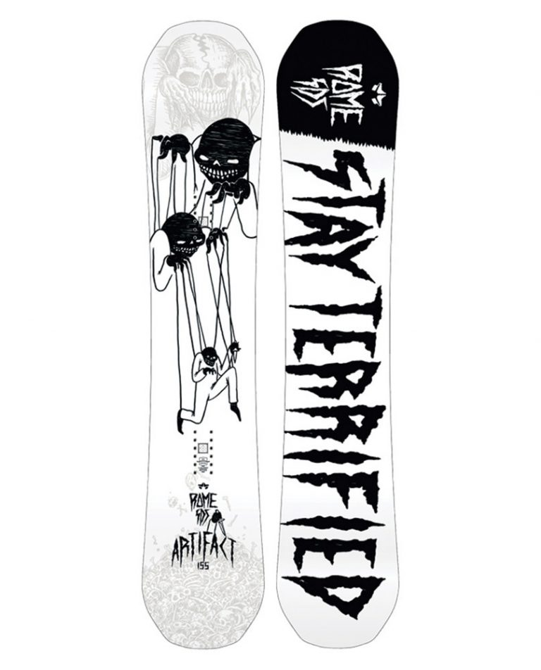 ROME SDS SNOWBOARD ARTIFACT – LM BOARD STORE