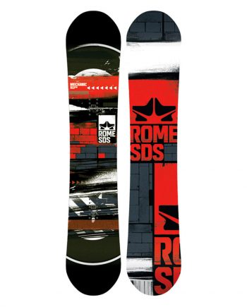 ROME SDS SNOWBOARD MECHANIC - LM BOARD STORE