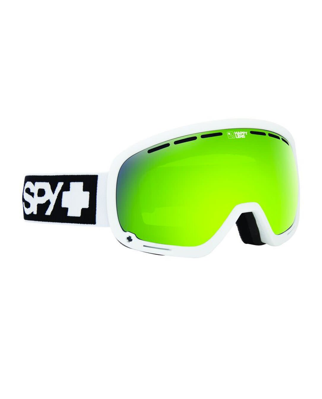 SPY OPTIC MARSHALL MATTE WHITE - LM BOARD STORE