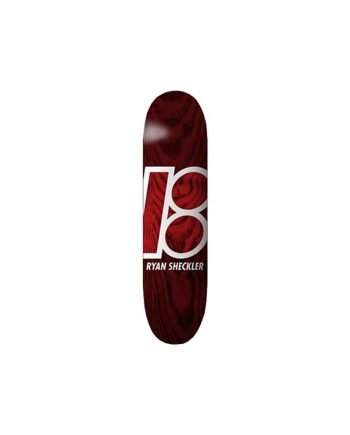 PLAN B SHECKLER STAINED Misura 8.125""