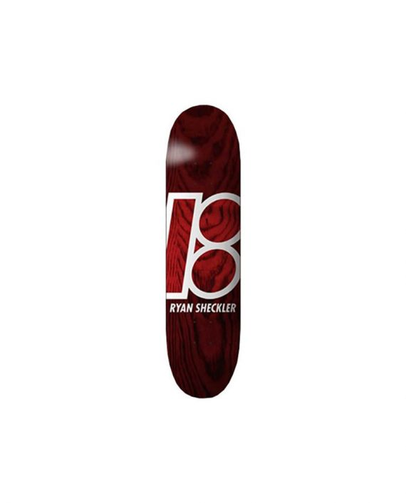PLAN B SHECKLER STAINED Misura 8.125″
